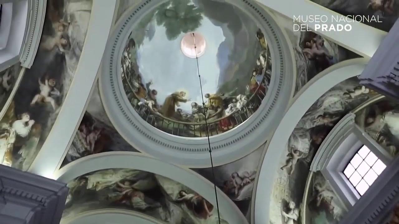 Goya en Madrid: San Antonio de la Florida - YouTube
