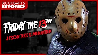 Friday the 13th Part VIII: Jason Takes Manhattan (1989) - Movie Review