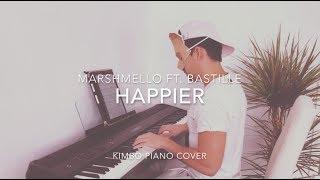 Marshmello ft. Bastille - Happier (Piano Cover + Sheets)