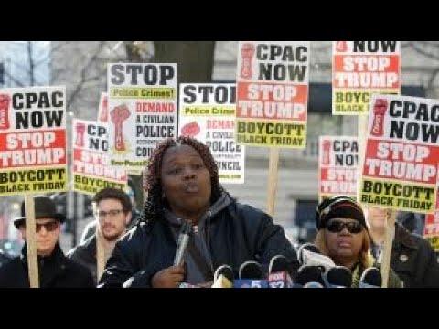 Black Lives Matter plans a boycott of white-owned businesses
