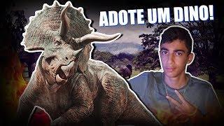 A campanha de marketing de Jurassic World: Reino Ameaçado, para est...
