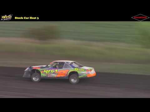 Week 11:  Stock Car -- 8/5/16 -- Rapid Speedway