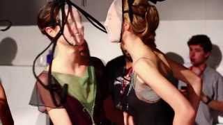 Backstage, 080 Barcelona Fashion, 10/07/2013, Natalie Capell Thumbnail