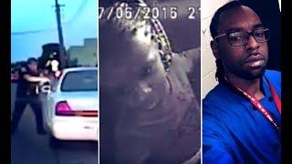 Heartbreaking & Infuriating Footage of Philando Castile