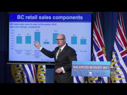 BC's fifth consecutive balanced budget delivers the dividend of a strong economy