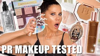 FULL FACE of PR MAKEUP TESTED MP3