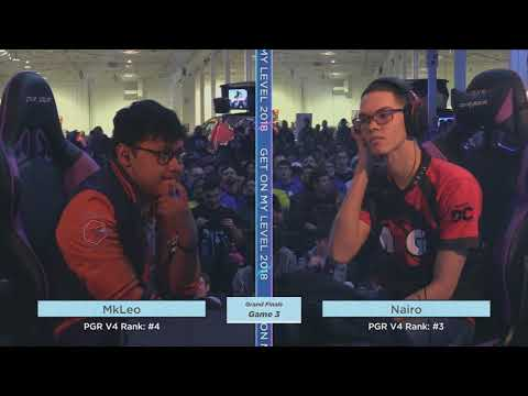 Nairo vs MkLeo - GOML 2018 - Wii U Grand Finals thumbnail