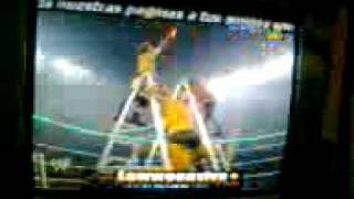 WWE Money in the Bank 2010 highlights (low quality - baja calidad) parte 1