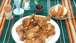 Куриные ножки в духовке - вкуснотище.