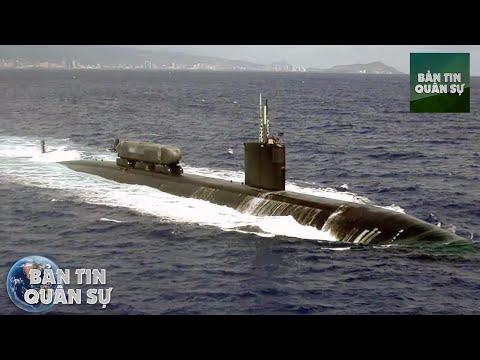 """Tin Quân Sự Mỹ - """"Thủy Thủ Nữ"""" Chính Thức """"Nhập Ngũ"""" Vào Lực Lượng Tàu Ngầm Mỹ"""