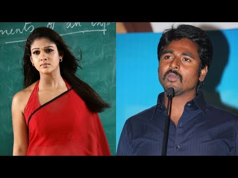 I first look Nayanthara At Aegan Movie shooting spot - Sivakarthikeyan