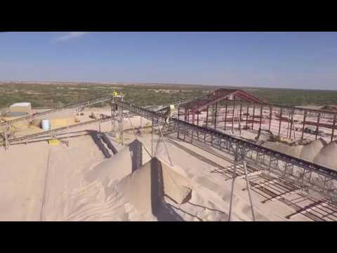 Black Mountain Sand Permian Basin Facilities Overview