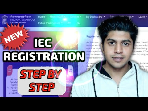 How To Get NEW IEC Code Registration Tutorial Step By Step UPDATED 2020-21
