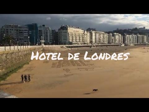Hotel De Londres - San Sebastian | Room & Balcony Tour