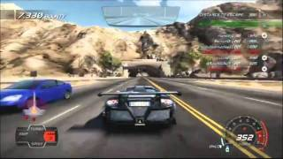 NFSHP Most Wanted 7 Cops vs Unholy   Survival Mode 2
