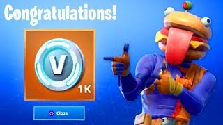 How To Get FREE V BUCKS In Fortnite 2019.. [PS4, Xbox One, Mobile, PC]