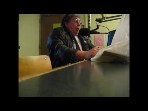 """Guttenberg-Richter """"Earthquake Minute"""" of April 29, 2016 Recorded LIVE In Studio"""