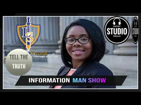 Information Man Show Has A MESSAGE, Empowered Esquire TV Will Be Back