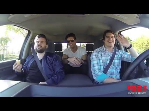Country Carpool with DAN+SHAY and J.R.