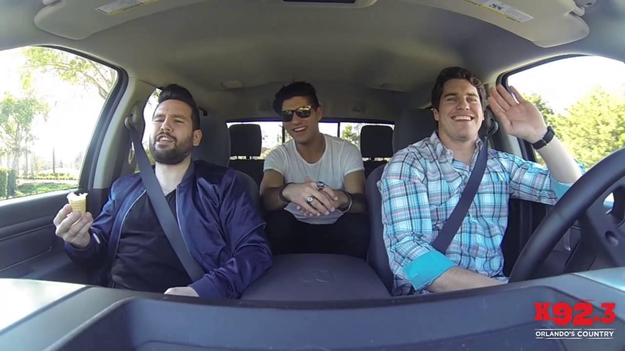 Country Carpool with DAN+SHAY and J.R. image