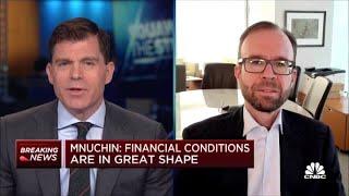 Goldman Sachs economist Jan Hatzius on Covid-19's economic impact