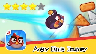 Angry Birds Journey 77 Walkthrough Fling Birds Solve Puzzles Recommend index four stars