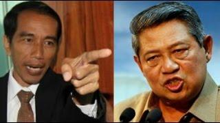 SBY Sebut Pemerintahan Jokowi Boros, Jokowi Balas Pemerintahan Sby Lebih Boros
