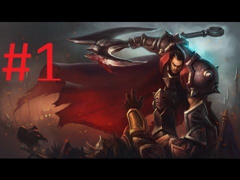 League Of Legends - ARAM - Darius - Part 1