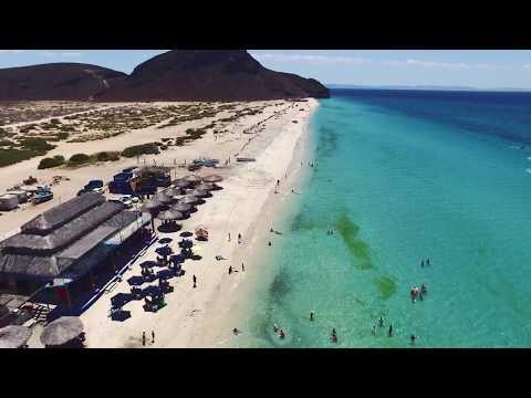 Playa El Tecolote, La Paz, Baja California Sur, México