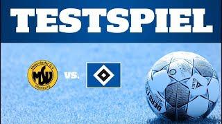 RELIVE: Testspiel Meiendorfer SV vs. Hamburger SV