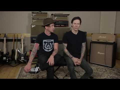 Billy Talent Interviews - Try Honesty (Ben & Aaron)