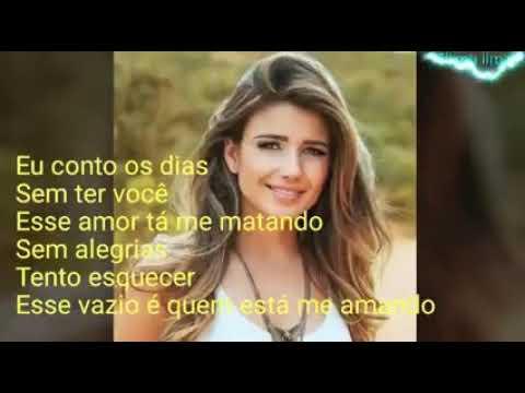 Paula Fernandes Cicatriz Musica Nova 2018 Youtube