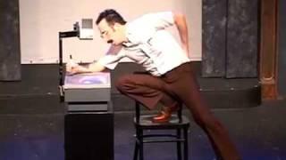 JOE ROWLEY - GROUNDLINGS WRITING LAB