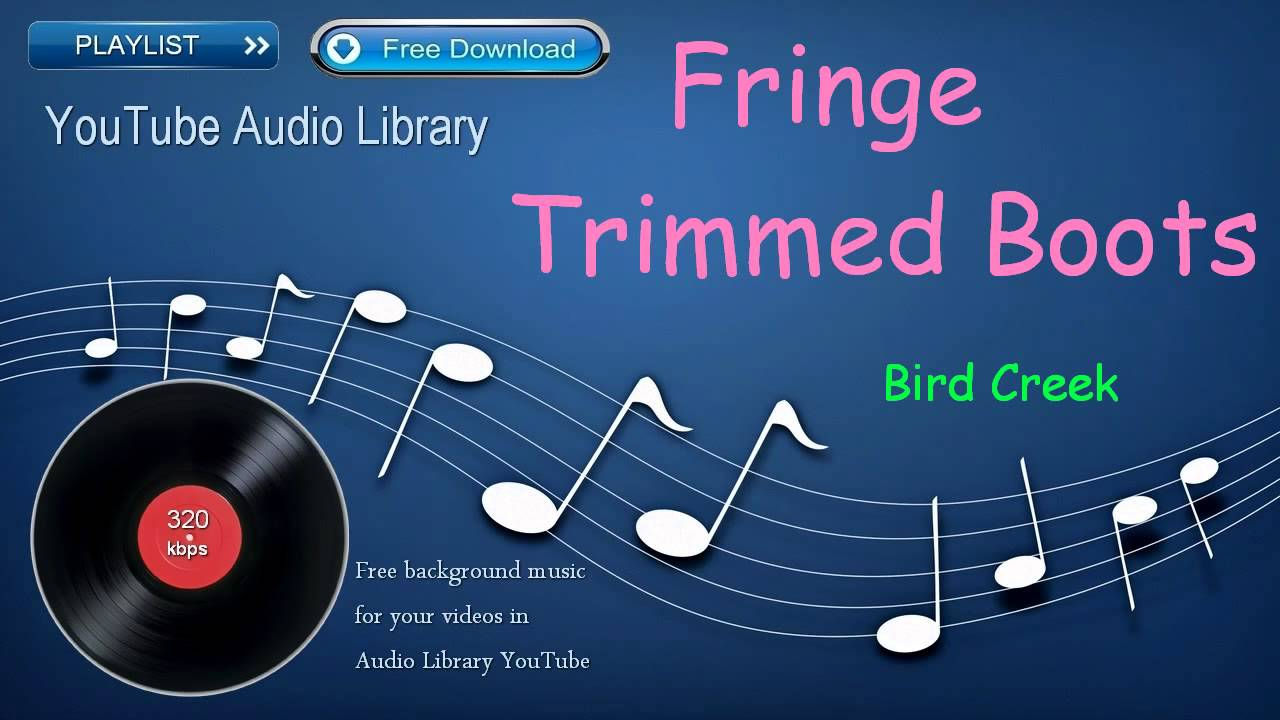 Fringe Trimmed Boots | Rock Music | YouTube Audio Library - YouTube