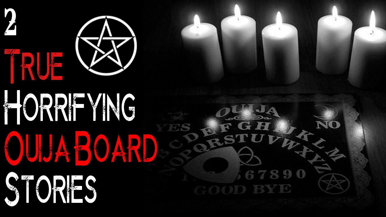 2 REAL Spine Chilling OUIJA BOARD Stories | Encounters With The Paranormal | Possible Possession (?)