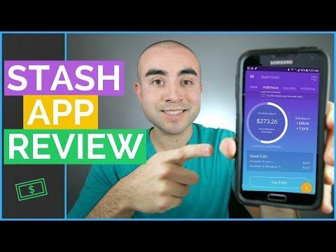 Stash Invest App Review: Is Stash Investing Legit?
