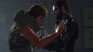 Deus Ex Mankind Divided Takedowns