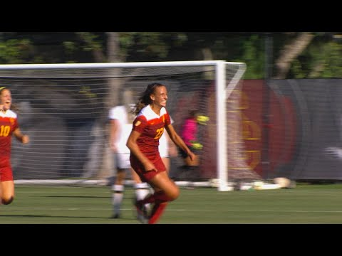 Recap: USC women's soccer tops Cal for eighth-straight conference win