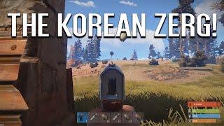 The Korean Zerg Rust