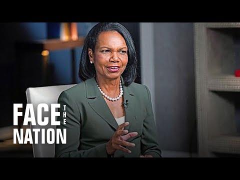 Condoleezza Rice on