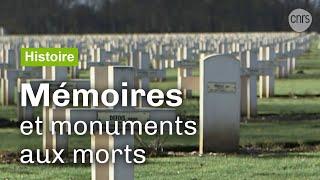 Rendez-vous au monument aux morts | Documentaire CNRS