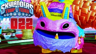 SKYLANDERS TRAP TEAM #022 Pain Yatta ★ Let