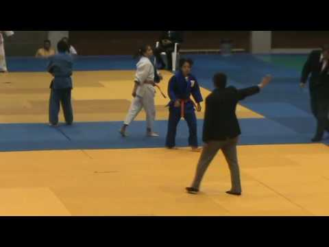 Judo Jalisco - Valeria Fuentes vs Rosalinda Vidal ...