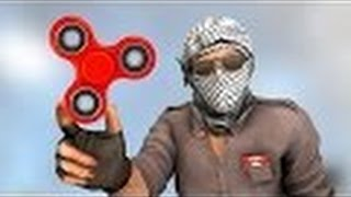 How To Make The R8 Revolver Look Like FIDGET SPINNER In CS:GO