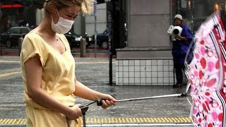 Tifone sul Giappone che oggi spegne la sua ultima centrale nucleare