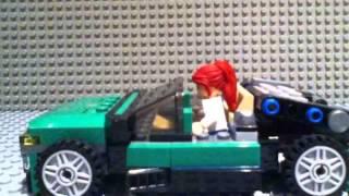 Despicable Me 2 Trailer In Lego