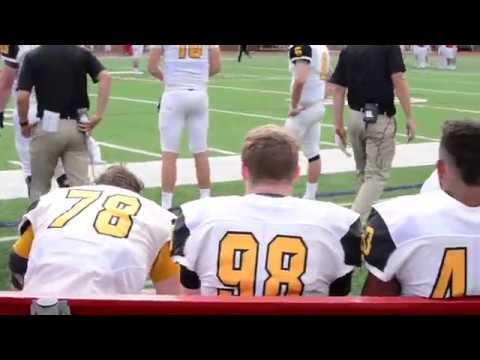 DePauw Football Highlights vs Denison 2017 - YouTube