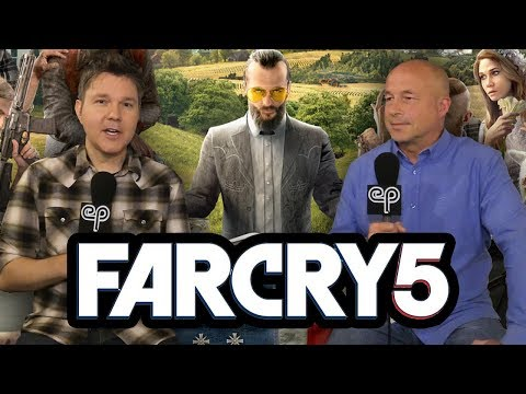 The Sounds of Far Cry 5 - Electric Playground Interview