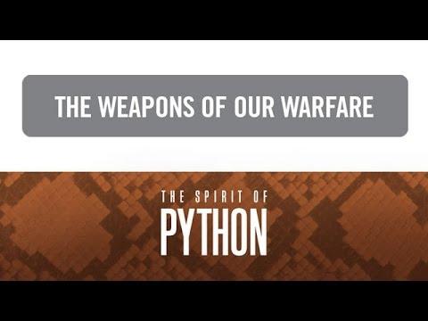 jentezen franklin spirit of python pdf