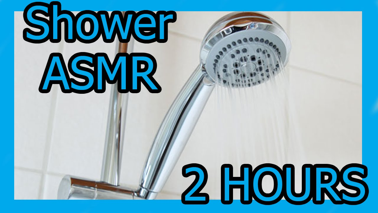 Shower Time! 2 Hour ASMR - YouTube